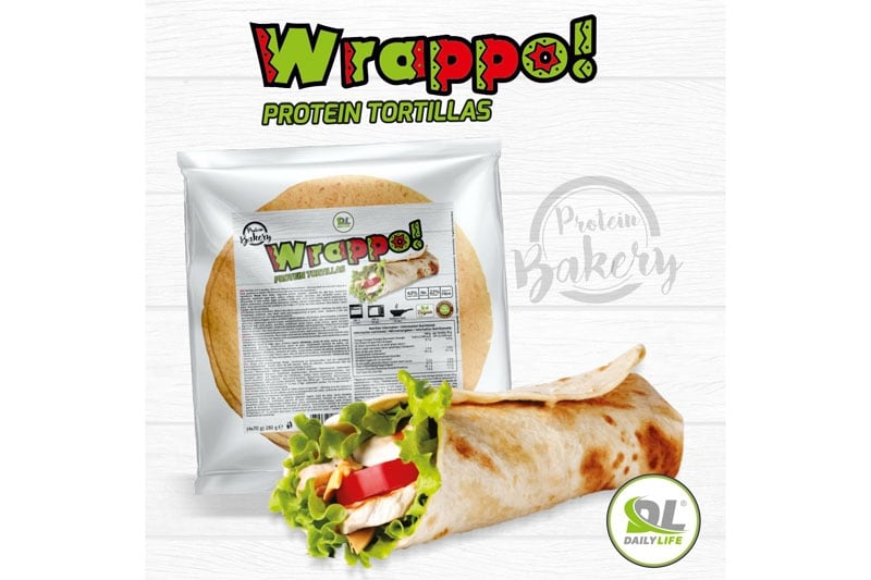 WRAPPO! Protein Tortillas